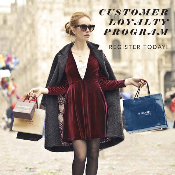 Customer Loyalty Graphic Shopper